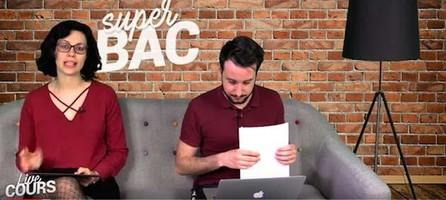 Révisez le Bac et le Brevet grâce à nos vidéos LIVE